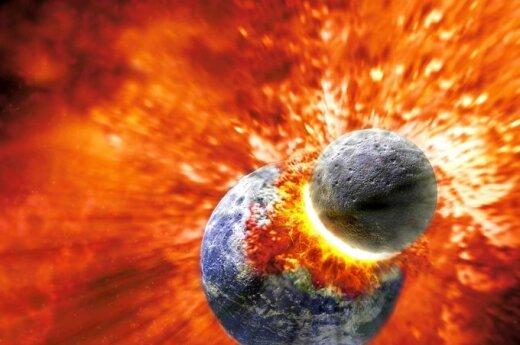 Rosja: Dwie asteroidy zagrażają Ziemi