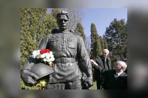 Bronzinis kareivis, Talinas, Estija