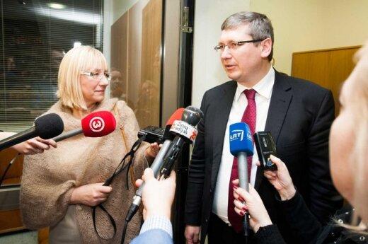 Butkevičius jest przeciwny kandydatowi Partii Pracy