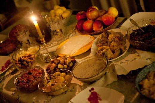 Kūčių vakarienė – archajiškas ritualas