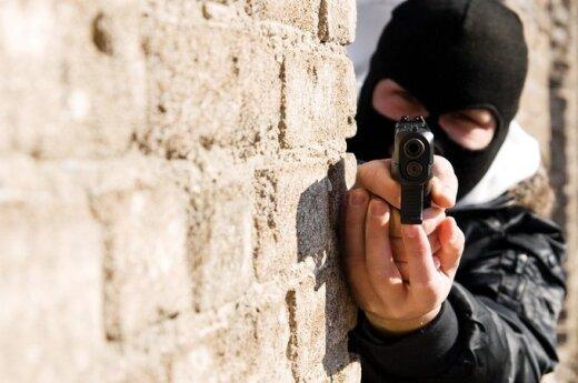 В Ангарске киллеры стреляли в главу стройфирмы в подъезде собственного дома