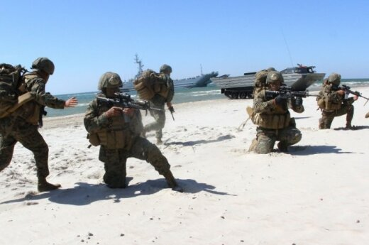 """Силы быстрого реагирования НАТО могут прибыть в Балтию """"молниеносно"""""""