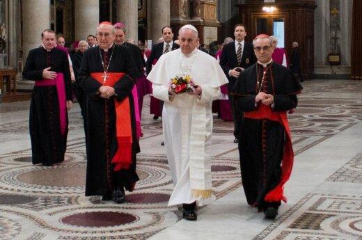 Watykan: Papież (z) końca świata