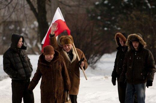 Większość Polaków na Litwie myśli i modli się po polsku