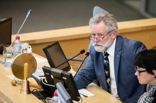MP Algirdas Sysas