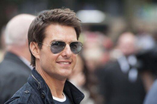 Tom Cruise boi się raka