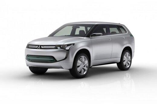 Mitsubishi Concept-PX MiEV