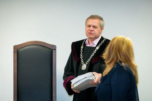 Teisėjas Valerijus Paškevičius