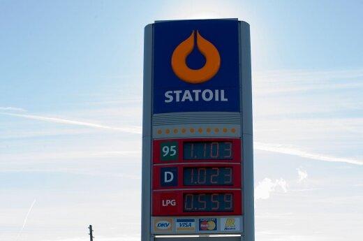 Statoil и Lietuvos energija договорились о торговле СПГ через Клайпедский терминал