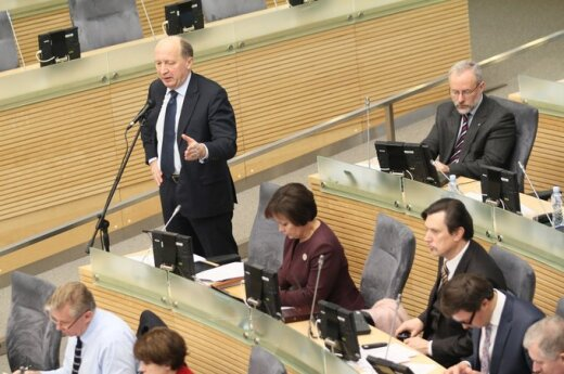 Sejm uchwalił budżet