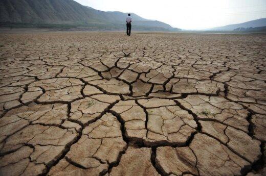 Скорое повышение температуры Земли на 7 градусов признали неизбежным