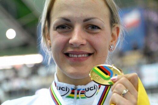 S.Krupeckaitė rekordiniu tempu iškovojo pasaulio čempionės titulą