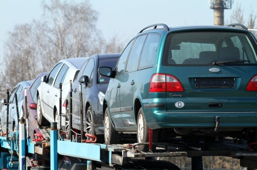 Prices of both used and new vehicles spike in Lithuania