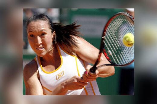 Jelena Jankovič WTA turnyre Romoje