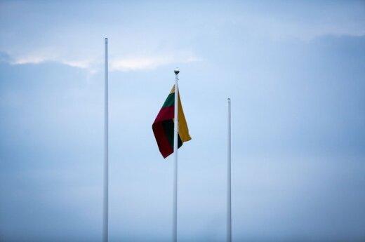 Iškelta vėliava – ne formalumas, o pagarbos ženklas