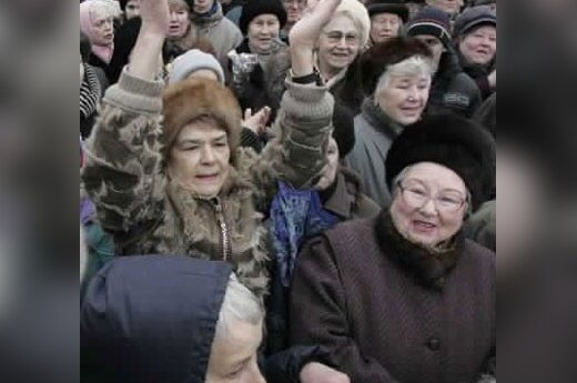 Litwa krajem emerytów