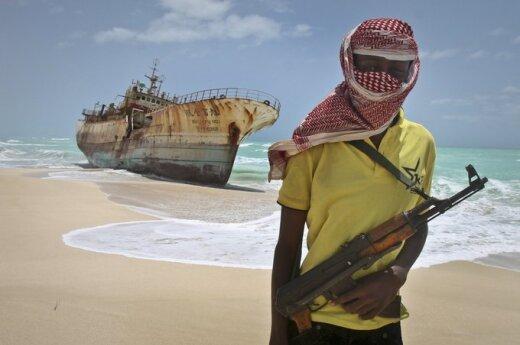 Somalia: Lider piratów przeszedł na emeryturę