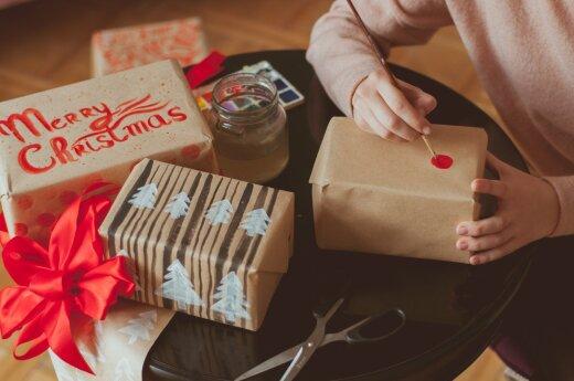 Neturintiems, ką dovanoti: paskutinės akimirkos nebrangių dovanų idėjos