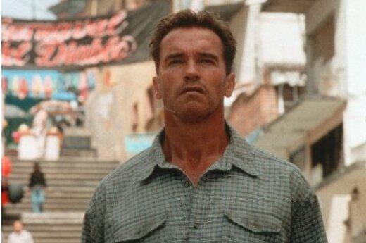 Arnold Schwarzenegger fot. Warner Bros. Poland