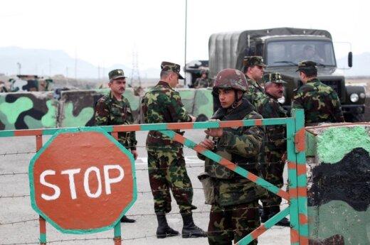 Azerbejdżan: Ormianie zabili pięciu azerskich żołnierzy