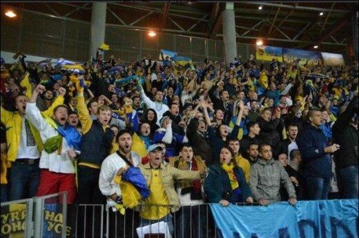 Беларусь — Украина: Майдан в Борисове