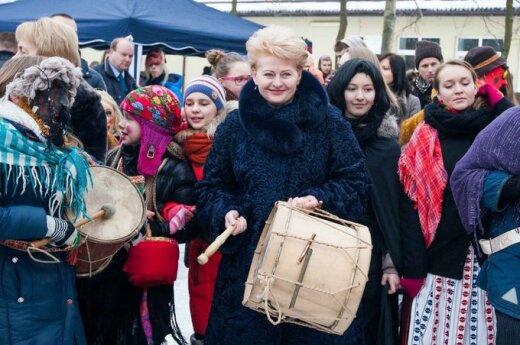 Grybauskaitė: Trzeba szukać bezinteresownych przyjaciół