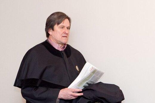 Advokatas Rimas Andrikis