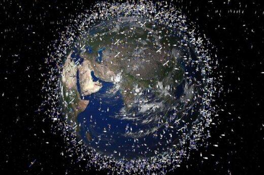 Космический мусор на орбите Земли достиг критической точки