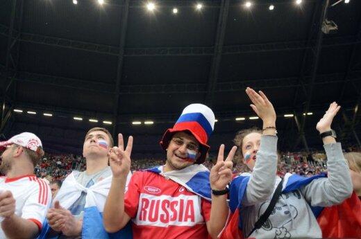 Rusijos futbolo aistruoliai