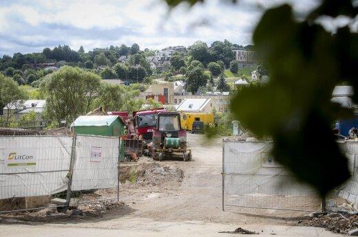 Жители Ужуписа восстали против строительства