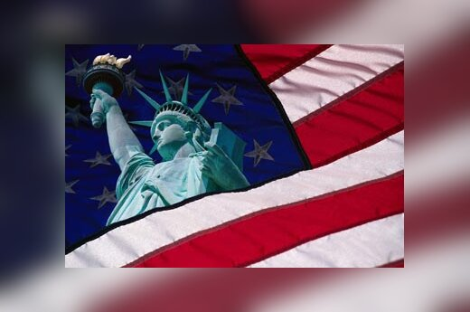 JAV simboliai, JAV vėliava, Amerika
