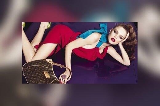 Louis Vuitton savo vartotojiškumu prilyginamas McDonalds restoranams.