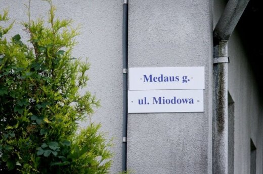 W rejonie solecznickim usunięto dwujęzyczne tabliczki. Sąd i rząd zadowoleni