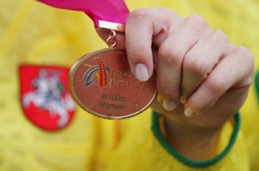 Bronzos medalis