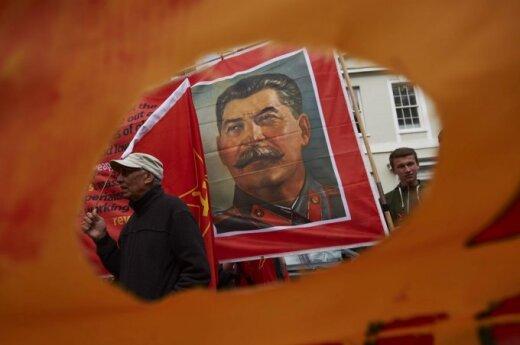В Сургуте на месте будущего памятника репрессированным установили бюст Сталину