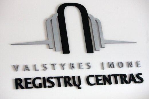 Rengdamasis eurui Registrų centras laikinai neteiks paslaugų