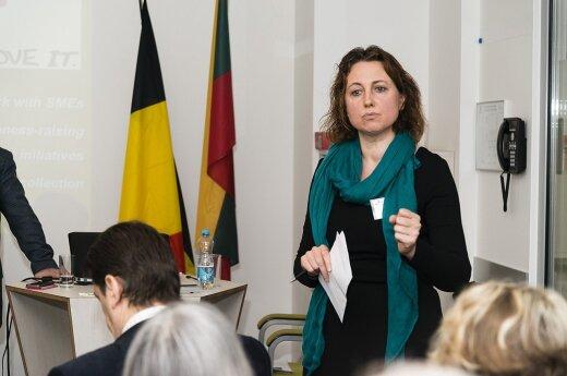 Dr. Jolanta Reingardė     Photo © Ludo Segers @ The Lithuania Tribune