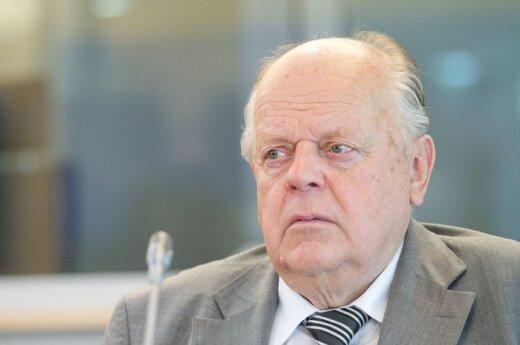 Станислава Шушкевича не выпустили из Беларуси в Литву