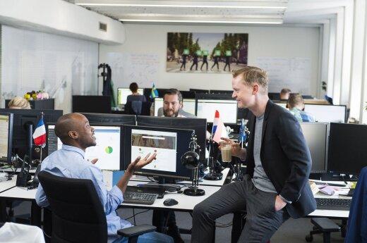 Vienas perspektyviausių Danijos startuolių kuriasi Vilniuje