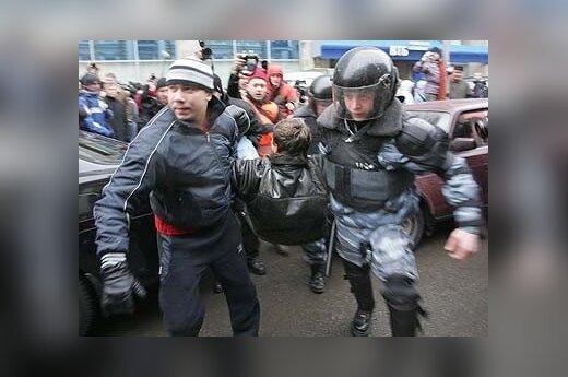 Rosja wciąga Litwę do walki z własną opozycją
