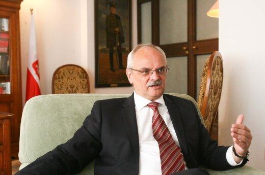 Życzenie Ambasadora RP w Wilnie na 1 września