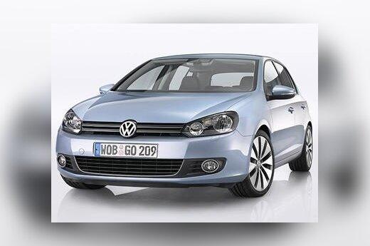 """6-osios kartos """"Volkswagen Golf"""""""