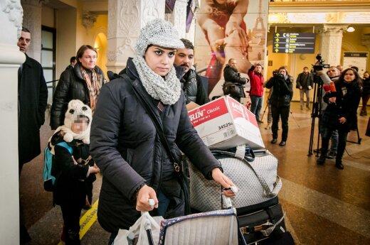 Почему бегут прибывающие в Литву беженцы