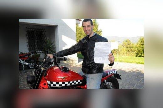 """Paolo Turina. """"Giornale di Merate"""" nuotr."""