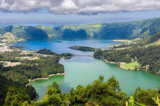 Dieviškosios Azorų salos ne veltui yra didžiausia Atlanto vandenyno paslaptis