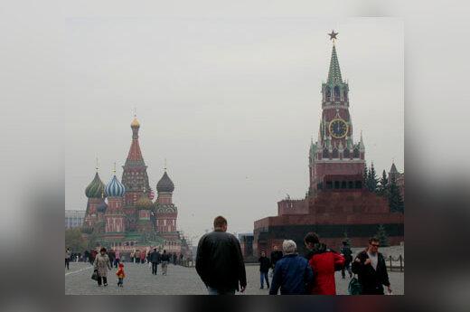 Raudonoji aikštė Maskvoje