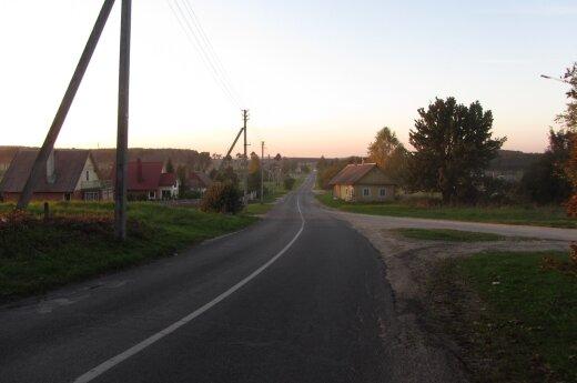 Iš kelionių po Lietuvą: miestelis Baltarusijos apsuptyje