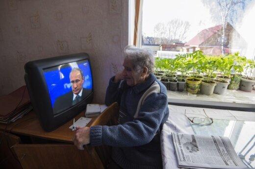 Lietuvos televizijų tyrimas: rusiška produkcija minta du kanalai