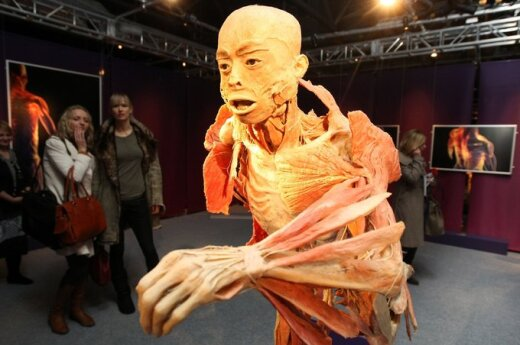 """The Human Body Exhibition"" – komercijos pergalė prieš moralę"