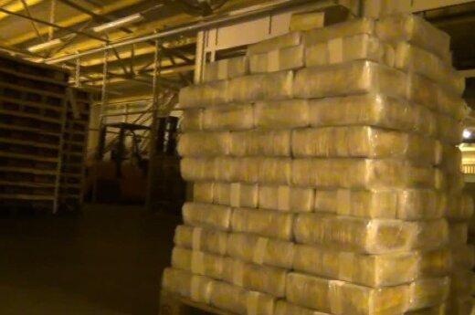 В Литве шесть человек осуждены за рекордную контрабанду наркотиков